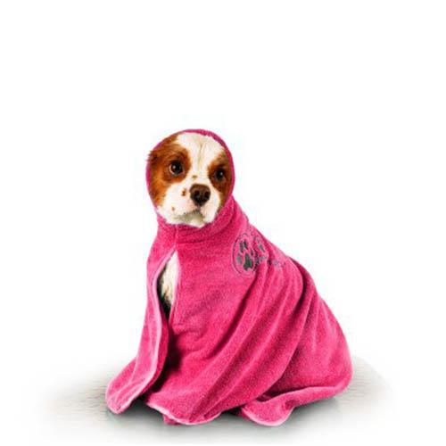 Capa de baño para perros